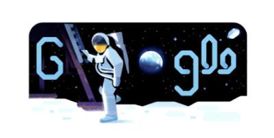 محرك البحث قوقل يحتفي بالذكرى الخمسين للهبوط على سطح القمر