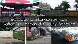 Daftar Perusahaan dan Pabrik di Cileunyi Bandung berikut info lowongan kerja terbarunya 2020