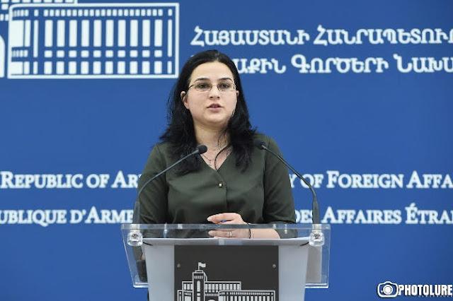 Armenia niega que Turquía organizara regreso de 100 armenios