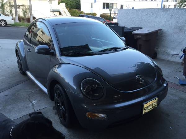 2004 VW Bug For Sale