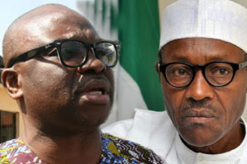 Fayose Questions Buhari's Competence Over Comment About IGP