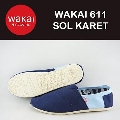 WAKAI-611-GRADE-ORI-SOL-KARET-Sepatugo-com