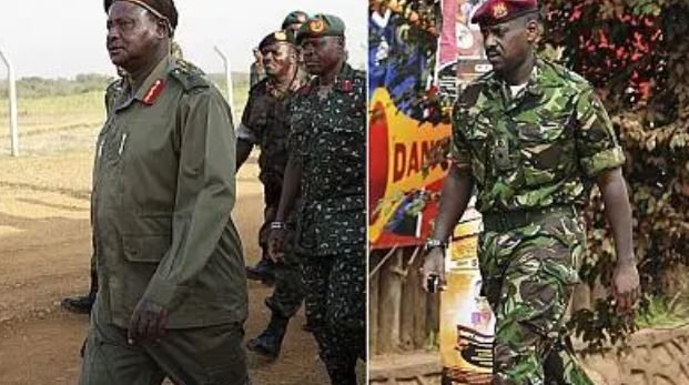"""Uganda's President Appoints First Son As Head Of Special Forces"""