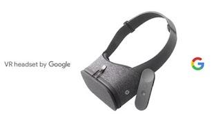 Mengenal Lebih Dekat dengan Daydream View, Headset VR Terbaru dari Google
