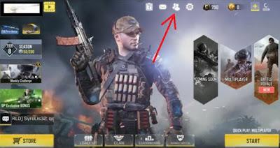 Cara Add Invite Tambahkan Teman di CODM  Cara Menambahkan dan Undang Teman di COD Call Of Duty Mobile