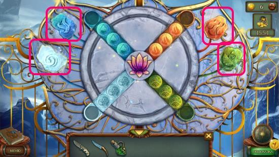 путем вращения и перемещения добиваемся правильной позиции в игре наследие 3 дерево силы