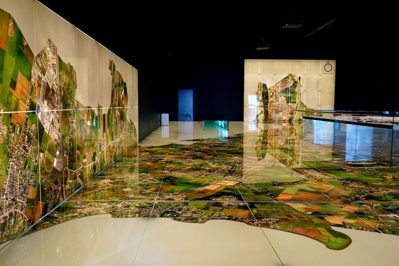 Le Chameau Bleu - Blog Voyage Gand Belgique - Gand Tourisme - Salle du musée STAM Gand Belgique