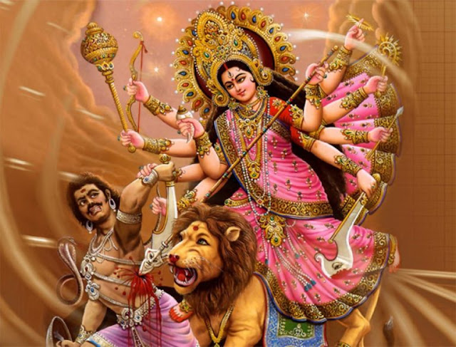 Navratri Dussehra 2018 date history Facts