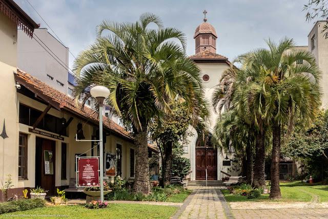 Christuskirche - Igreja de Cristo