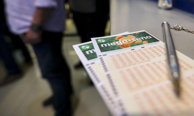 BRASIL: Mega-Sena acumula e próximo sorteio deve pagar R$ 32 milhões