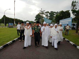 Panglima TNI : Indonesia Lahir Atas Perjuangan Pahlawan Bangsa