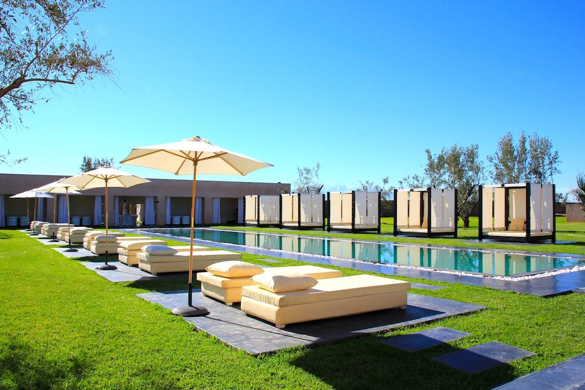 location villa luxe marrakech riad maisons d 39 hotes design un nouveau site internet d 39 exception. Black Bedroom Furniture Sets. Home Design Ideas