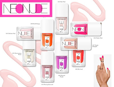 Preview Catrice Neonnude nagellak