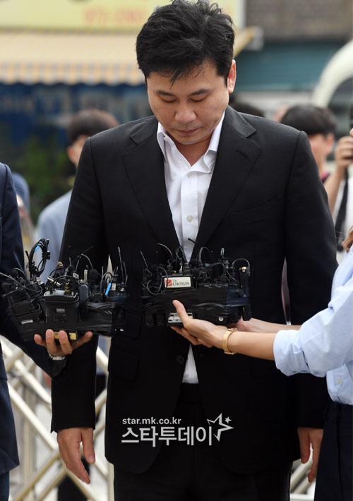Yang Hyun Suk'un polis soruşturmaları 20 saat sürdü