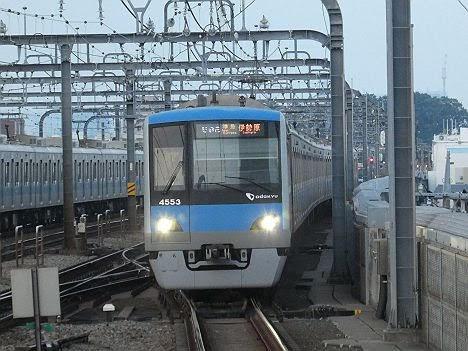 【ダイヤ改正で新設!】千代田線から直通の準急 伊勢原行き