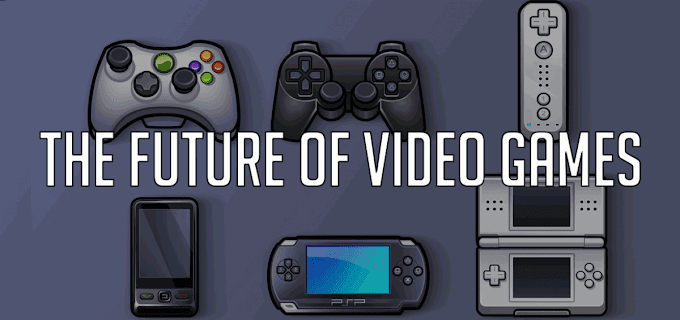 How Video Games will be in the Future? Games Atlantic