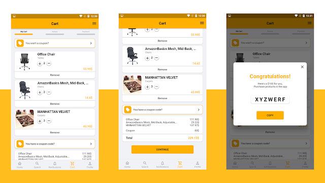 Flutter E-Commerce UI - 6