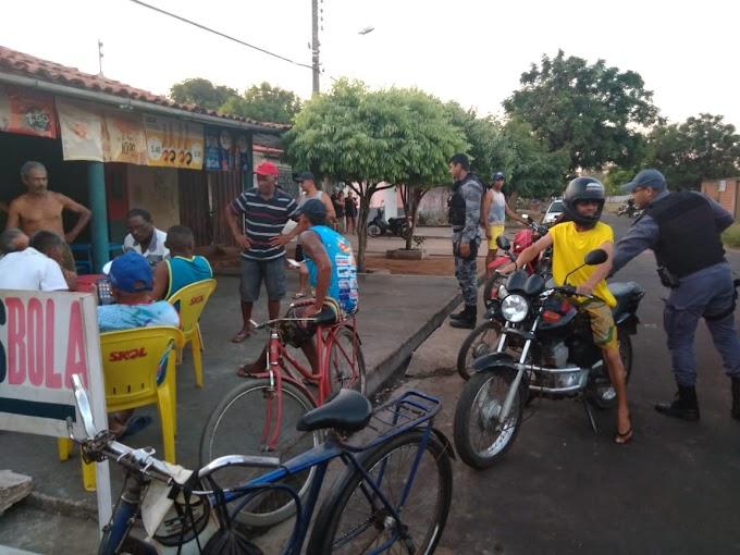 POLÍCIA - Operação 'Fecha Quartel' é realizada em diversos bairros em CAXIAS