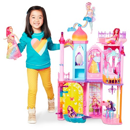 Hot Target Barbie Dreamtopia Princess Castle 2499 Reg 9999