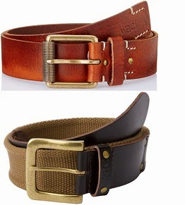 Flat 83% Off on Wac Men's Leather Belts starts Rs.486 Only@ Amazon (Limited Period Offer)