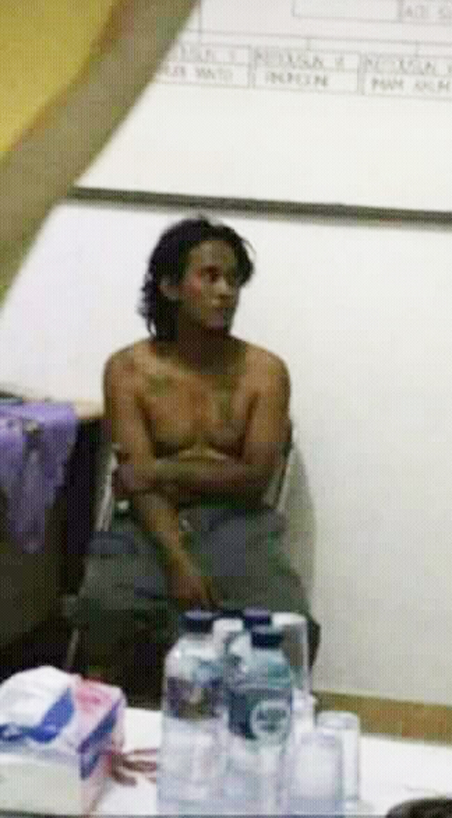 Mencurigai Setiap Pendatang Baru Terkait Penculik Anak, Warga Lamteng Amankan Tiga Orgil