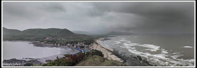 View from Korlai Fort
