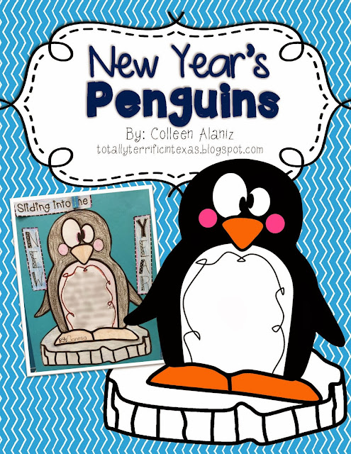http://www.teacherspayteachers.com/Product/New-Years-Penguins-1049904
