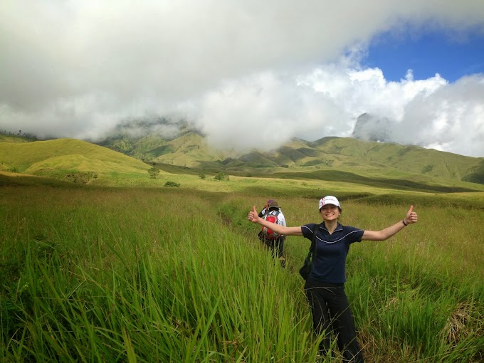Hiking Mount Rinjani 3 days 2 nights start from Sembalun