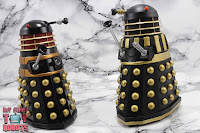 "Custom 'The Curse of Fatal Death"" Black Dalek 24"