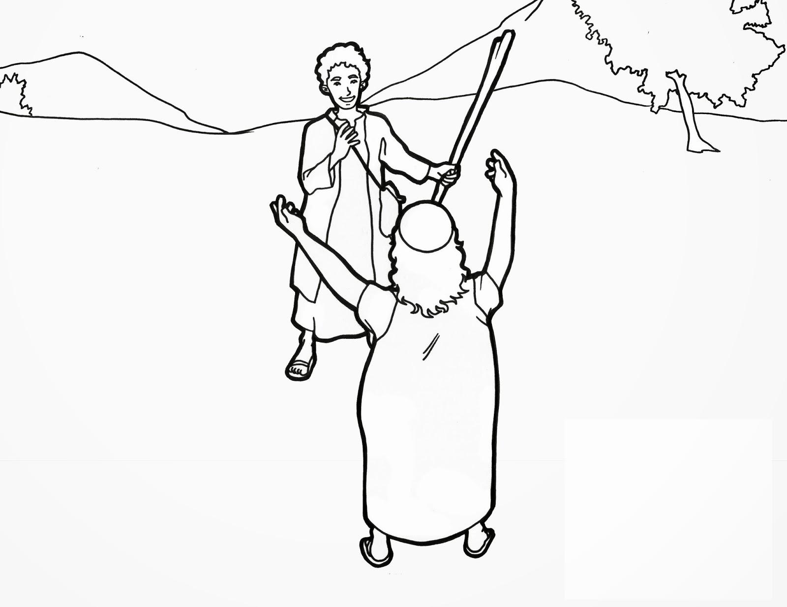 El Renuevo De Jehova: El Hijo Prodigo - Imagenes para colorear ...