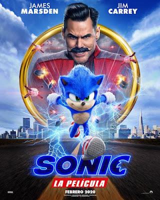 Sonic: la película en Español Latino