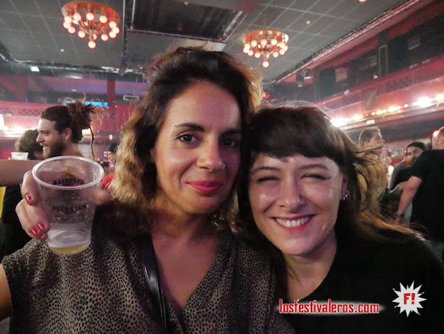 Planet Hemp lo dan todo en la Sala Apolo en Barcelona
