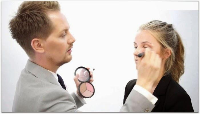 Stephan Ulvund Oien Isadora Makeup Artist