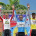Hariff Kekal Jersi Biru Jelajah Malaysia Di Gong Badak