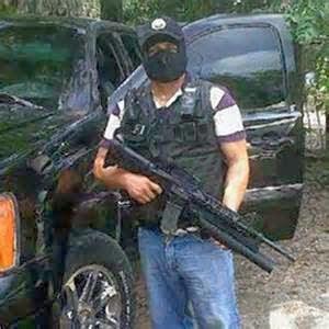 """El Panchito ó """"El F1"""" el capo del CDG que pacificó Zacatecas con ayuda del ejército"""