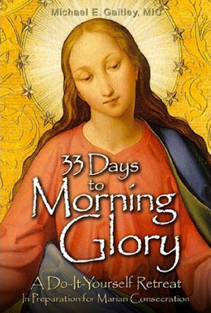 Get your copy of 33 Days to Morning Glory