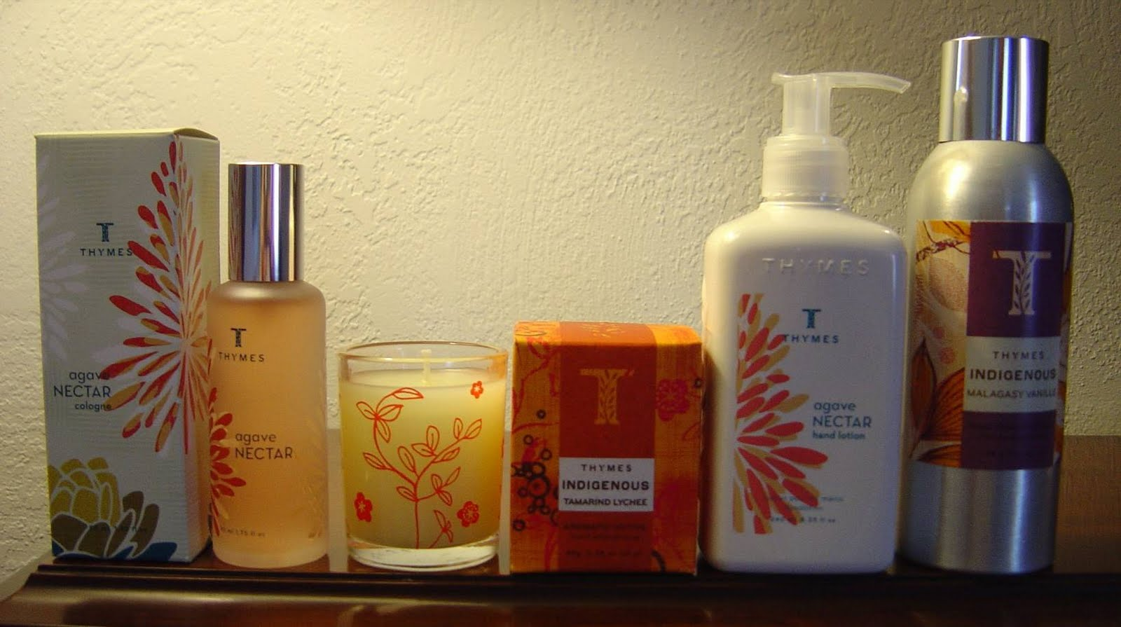 Thymes Fragrance Collection