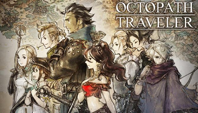 OCTOPATH-TRAVELER-Free-Download