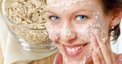 Oatmeal dan Susu Sebagai Cara Memutihkan Kulit Tubuh