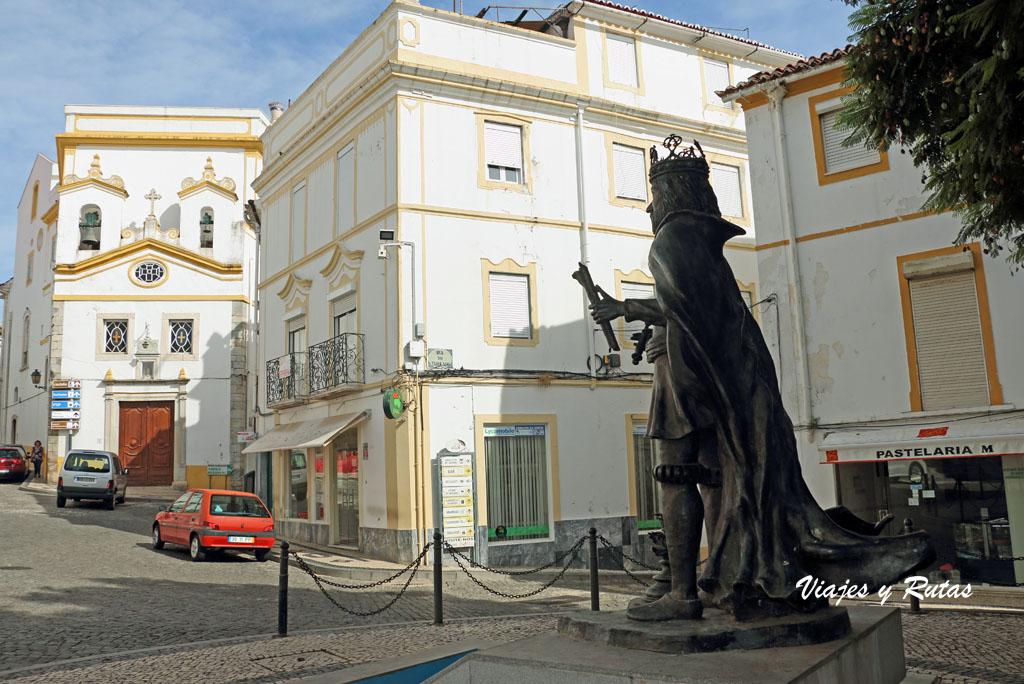 Iglesia del Salvador de Elvas