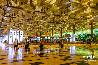 Airport Changi Singapore Terminal 3