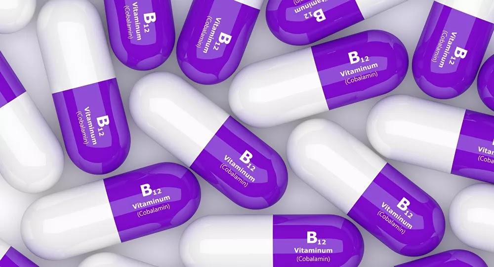 """الألم الحاد قد يدل على نقص فيتامين """"ب 12"""""""