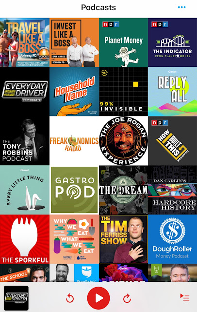 best and favorite podcasts