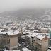 Bild des Tages - Winter in Makedonien angekommen