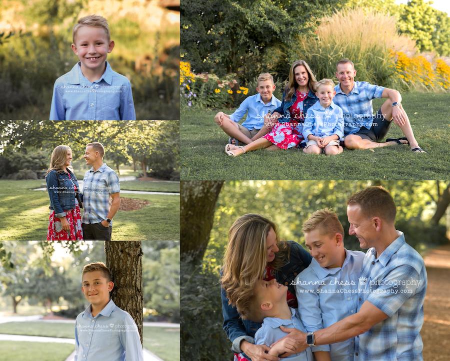 eugene oregon family portrait photographer