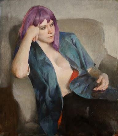 Beautiful Figurative Paintings By Burton Silverman