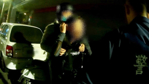 員林機警員警搶救輕生女 成功避免憾事發生