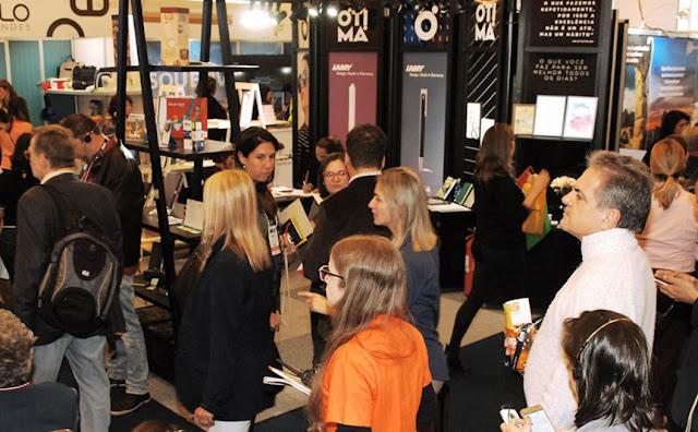 Criatividade e novidades prometem surpreender os visitantes da Feira EBS