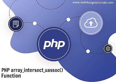 PHP array_intersect_uassoc() Function