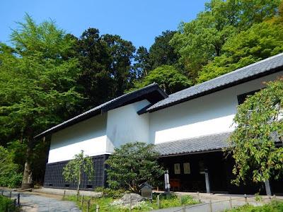 東慶寺松ヶ岡宝蔵